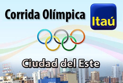 Corrida Olímpica Ciudad del Este